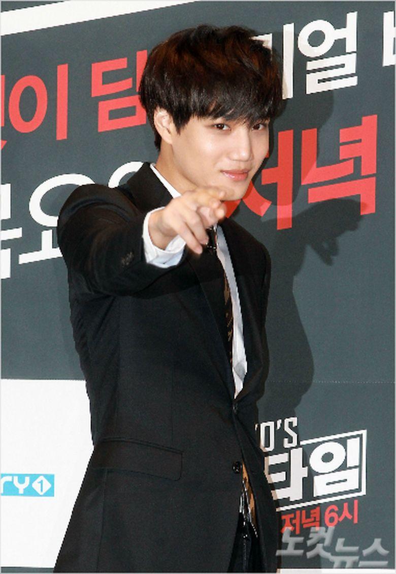 Akan Main Drama, Kai EXO Jadi Peran Utama