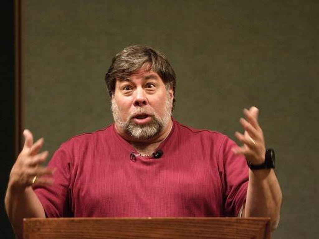 Steve Wozniak Ngaku Bawa Virus Corona ke Amerika Serikat