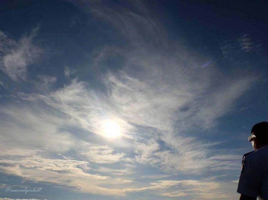 Menyaksikan Gerhana Matahari di Belitung nan Eksotis