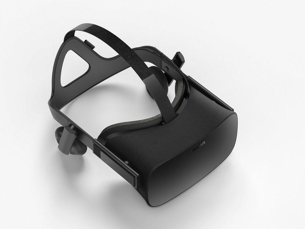 Kontroler Oculus Rift Siap Dijual Rp 2,6 Juta