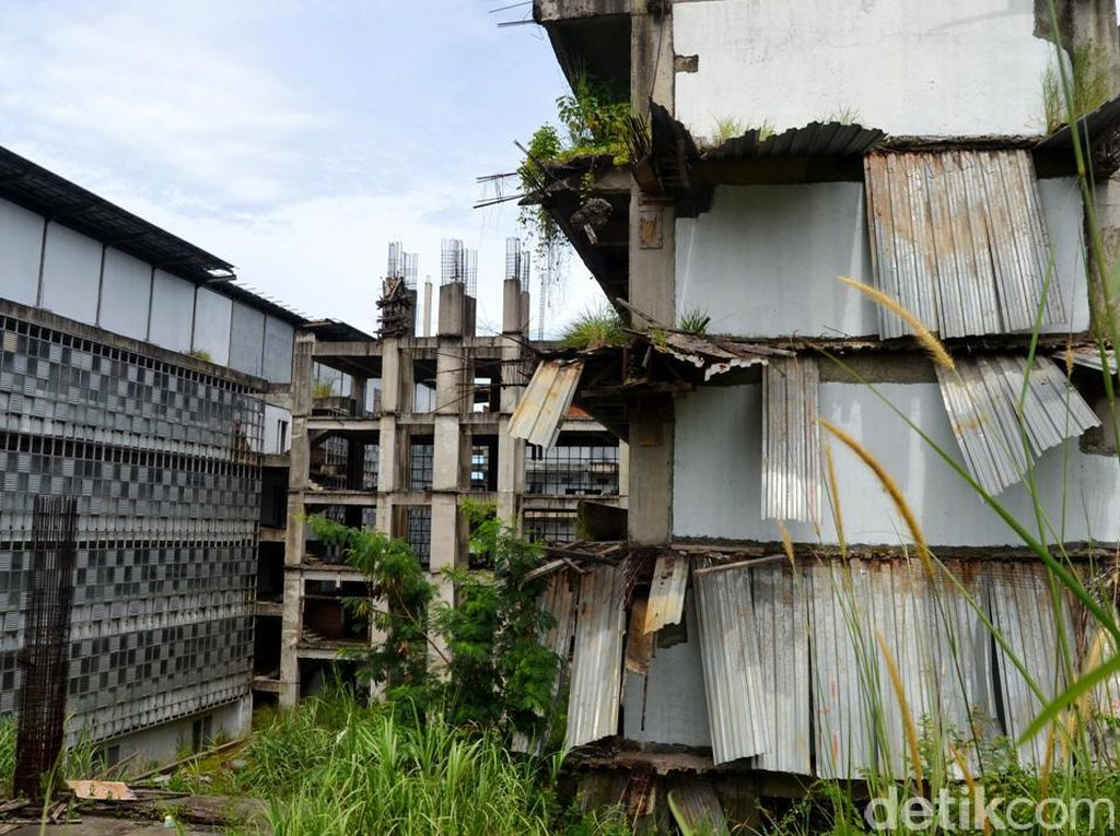 Jokowi Segera Putuskan Nasib Proyek Hambalang yang Mangkrak