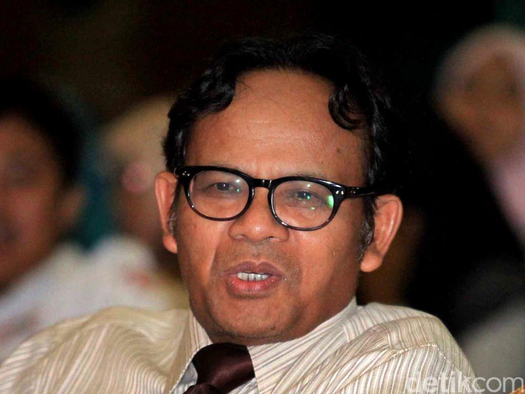 Jokowi Tunjuk Prof Komaruddin Hidayat Jadi Rektor UIII
