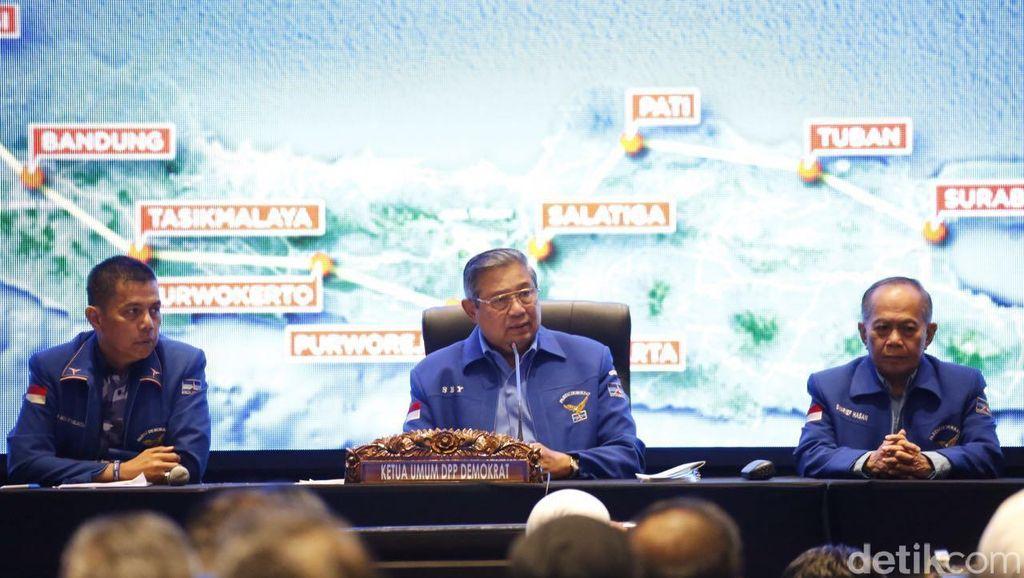 Akhir SBY Tour De Java, Ini Rekomendasi Partai Demokrat untuk Pemerintah