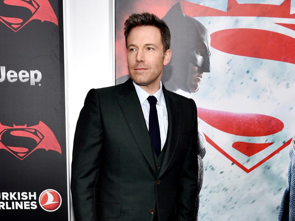 Ben Affleck Jadi Batman Lagi di Film The Flash