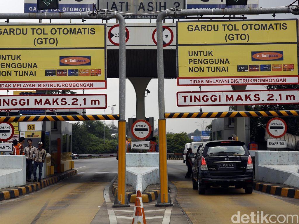 3 Gerbang Tol di Purbaleunyi Hanya Layani e-Toll Mulai September