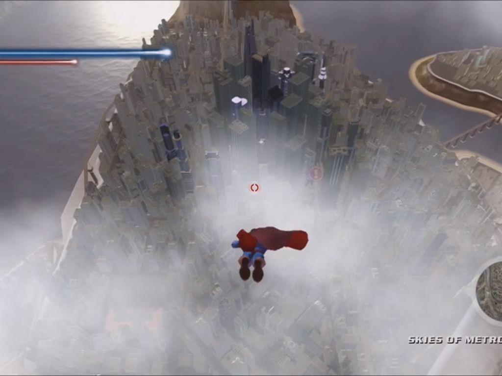 Blue Steel, Game Superman yang Mati Sebelum Dirilis