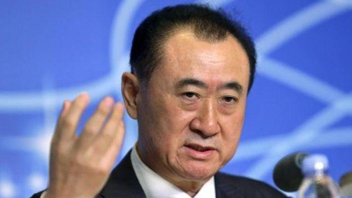 Wang Jianlin. Foto: Reuters
