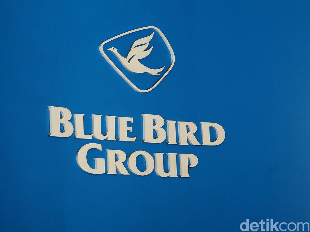 Cara Taksi Bluebird Tekan Penularan Corona