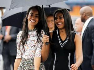 Pujian dan Nasihat Putri Kembar Bush untuk Kedua Putri Obama