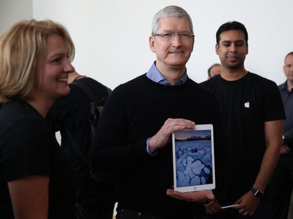 Layar 10,5 Inch Bisa Jadi Keluarga Baru iPad
