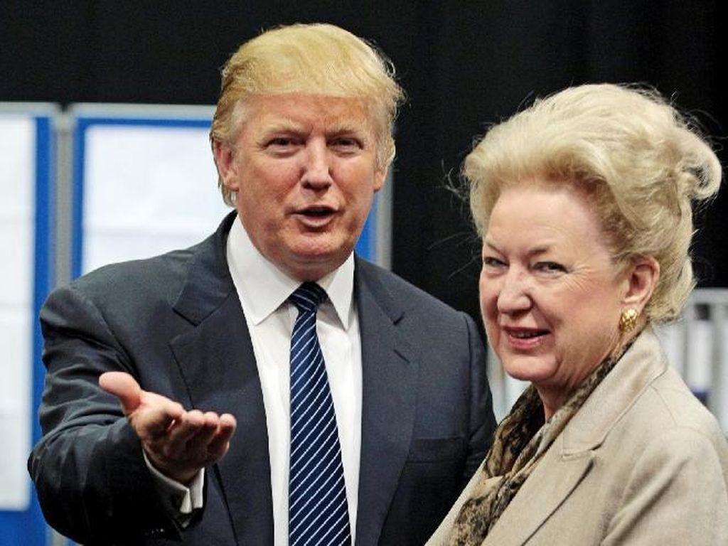 Muncul Rekaman Baru, Kakak Trump Sebut Ivanka Versi Mini Ayahnya