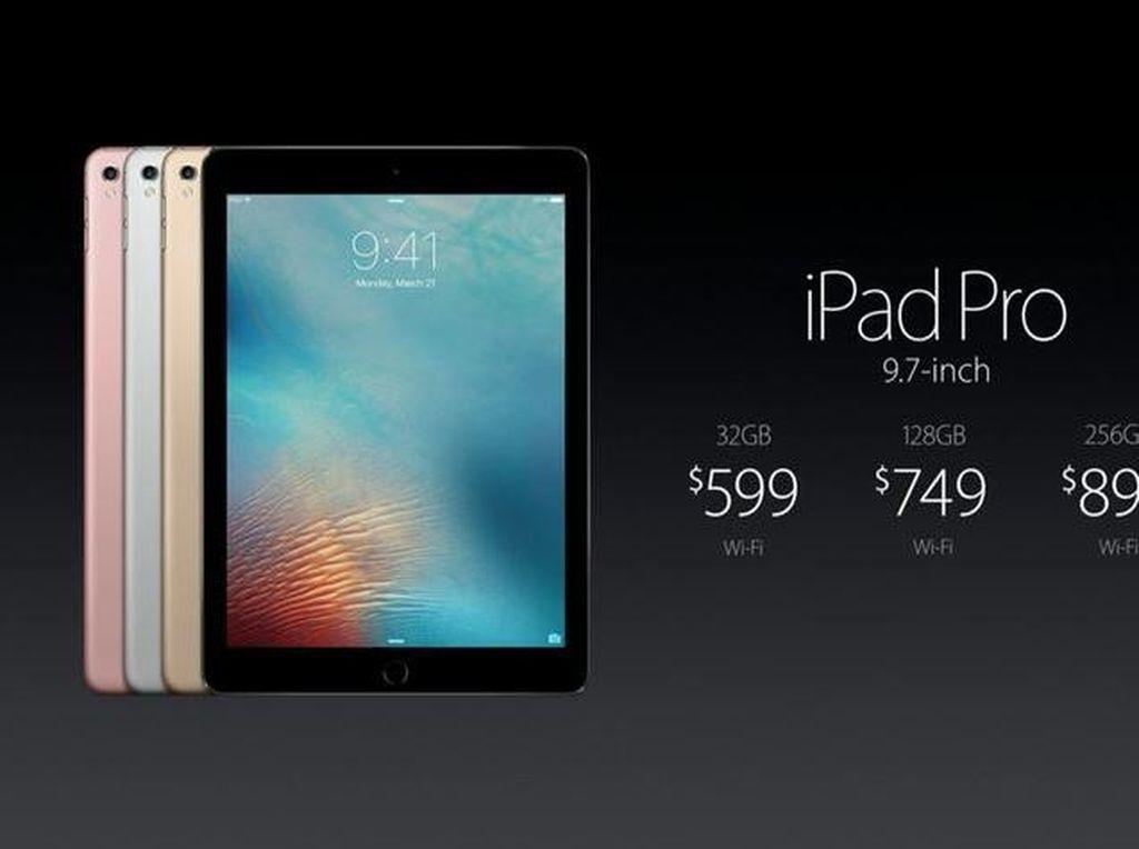 Update iOS 9.3.2, iPad Pro 9,7 Inch Berguguran