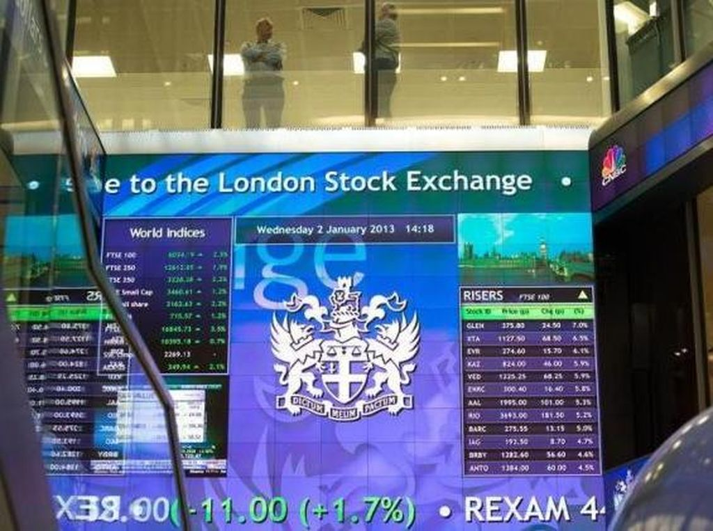 Korban Jiwa Corona Tembus 500 Ribu, Bursa Saham Eropa Bakal Nyungsep
