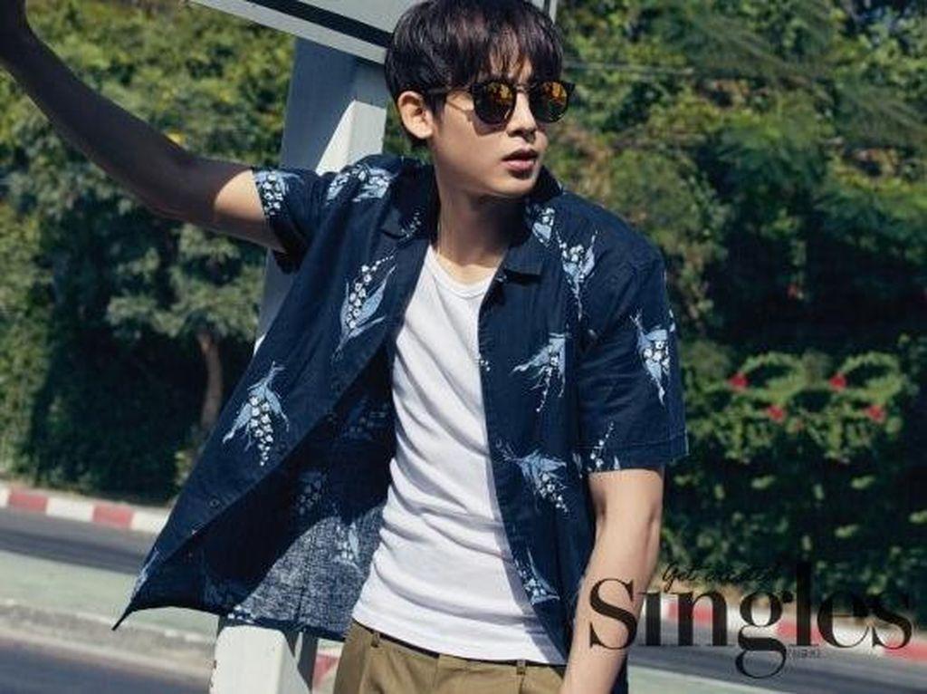 Nichkhun 2PM Ungkap Rasa Bangganya pada Lisa BLACKPINK