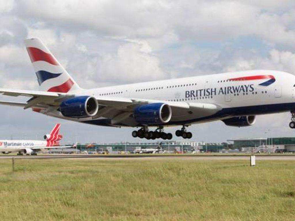 Ada Mogok Kerja, Penumpang Salah Terima Email Pembatalan Pesawat