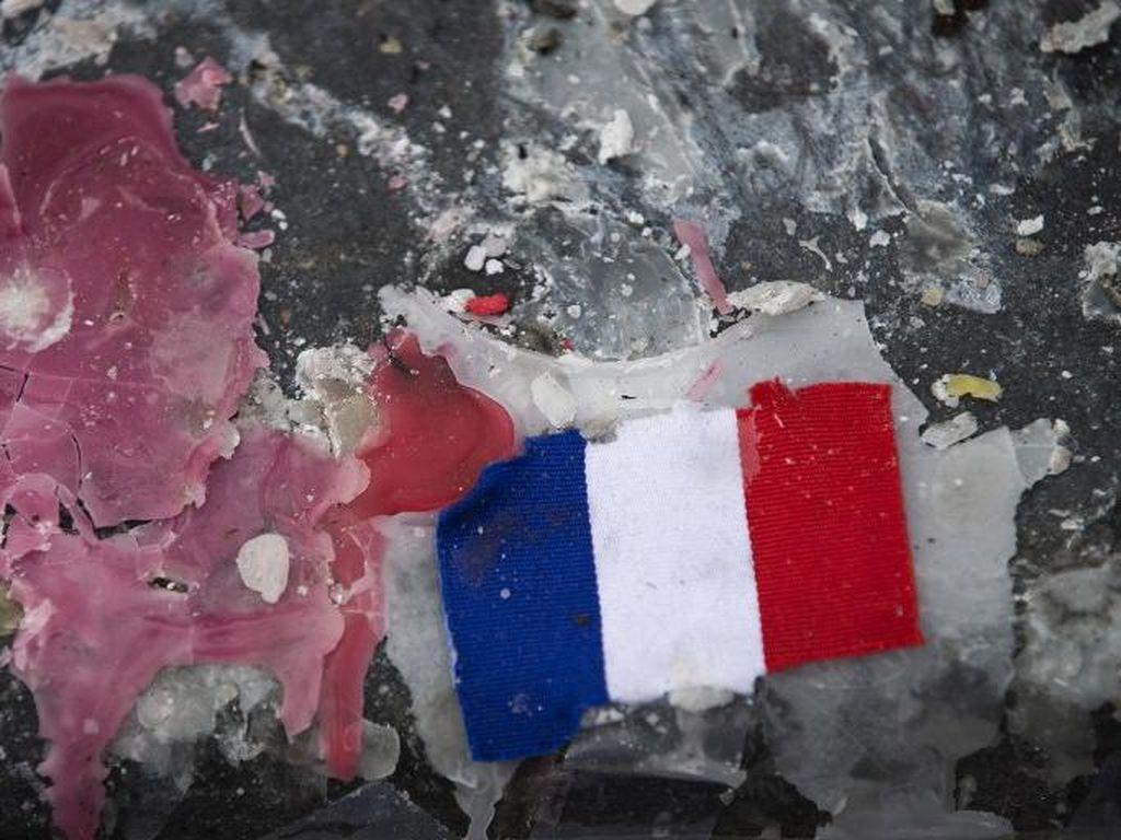Prancis Tangkap 5 Orang terkait Pelaku Penikam Mati 4 Pegawai Kepolisian