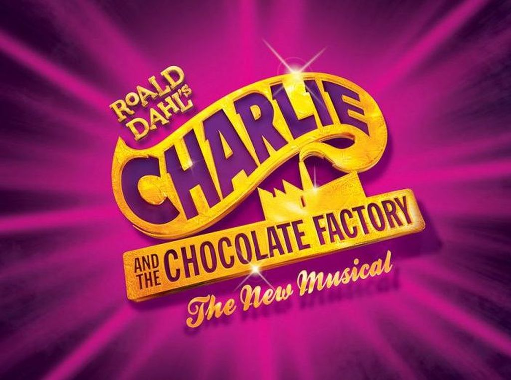 Drama Musikal Charlie and the Chocolate Factory Dibuka Maret 2017