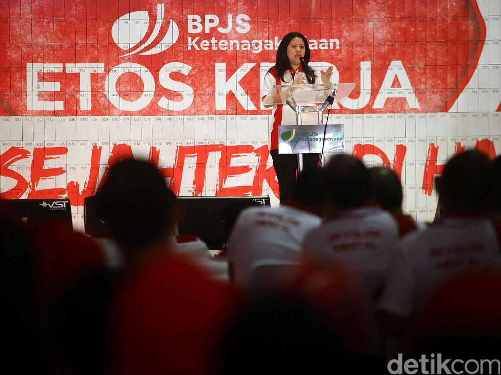 Deklarasi Gerakan Nasional Revolusi Mental BPJS Ketenagakerjaan