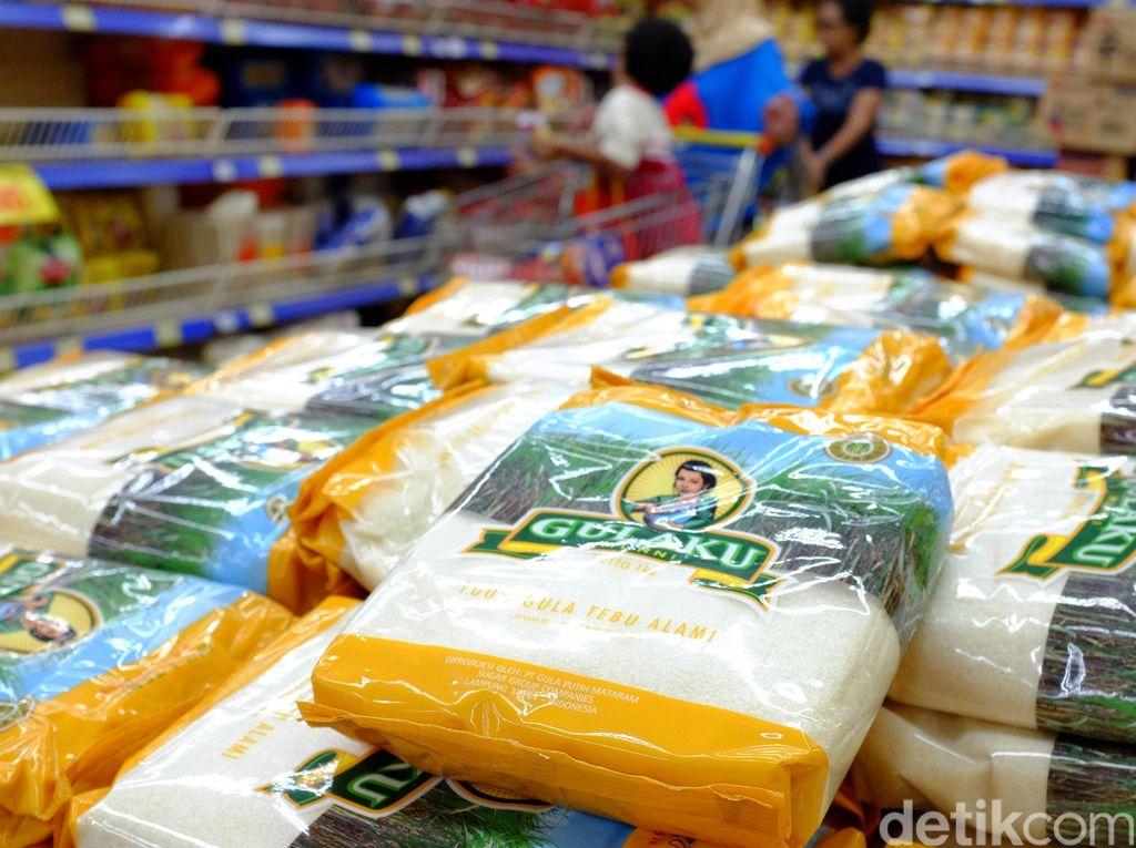 Harga Gula Naik, Pemerintah Mau Guyur Impor?