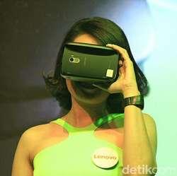 Lenovo Vibe K4 Note: Sensasi Virtual Reality yang Nanggung