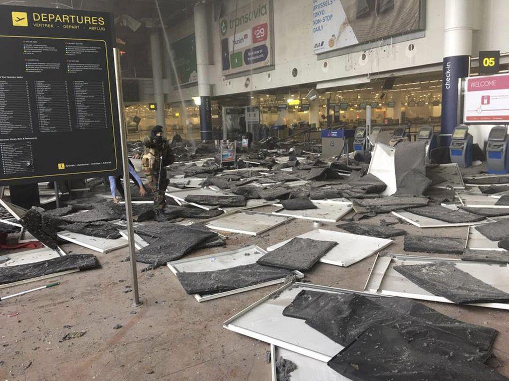 Ada Kemungkinan Serangan Teror, AS Ingatkan Warganya di Eropa Waspada