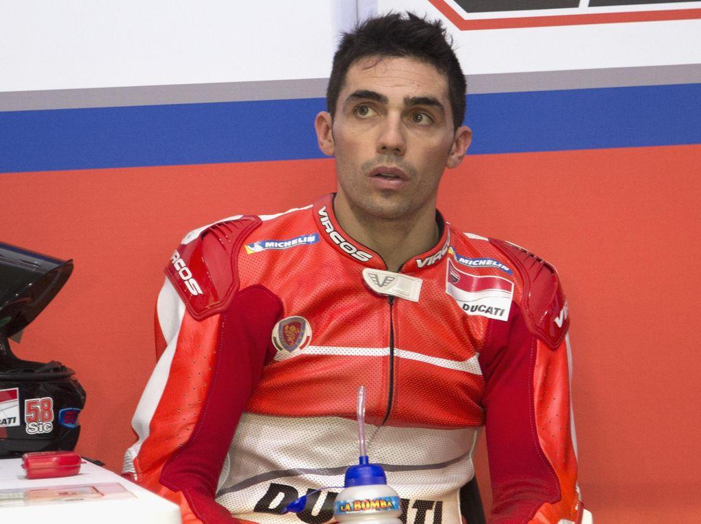 Bukan Stoner, Pirro yang Gantikan Petrucci di Pramac Ducati