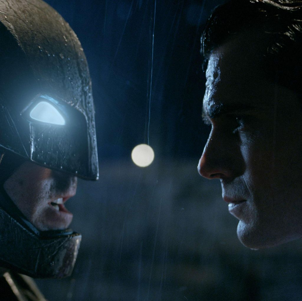 Batman v Superman Masuk Nominasi Film Terburuk