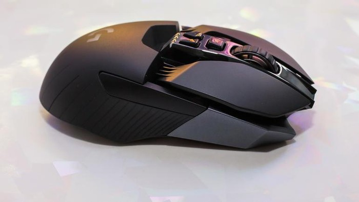 Ini Gaming Mouse Termahal Logitech