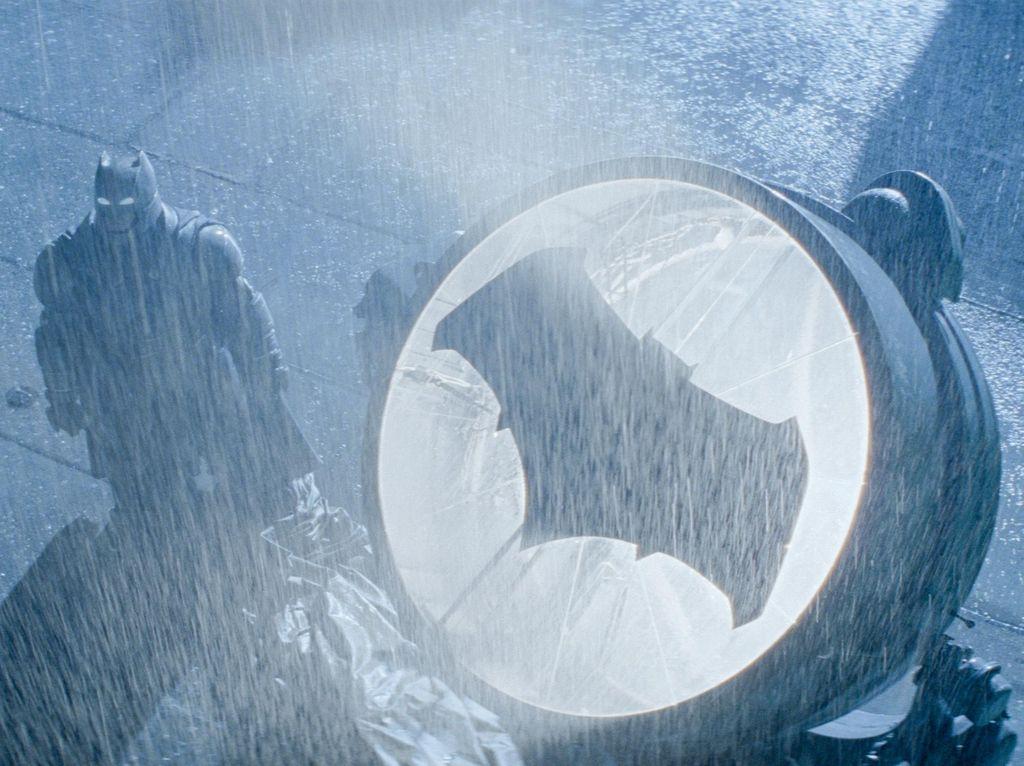 Syuting The Batman Diulang dari Awal