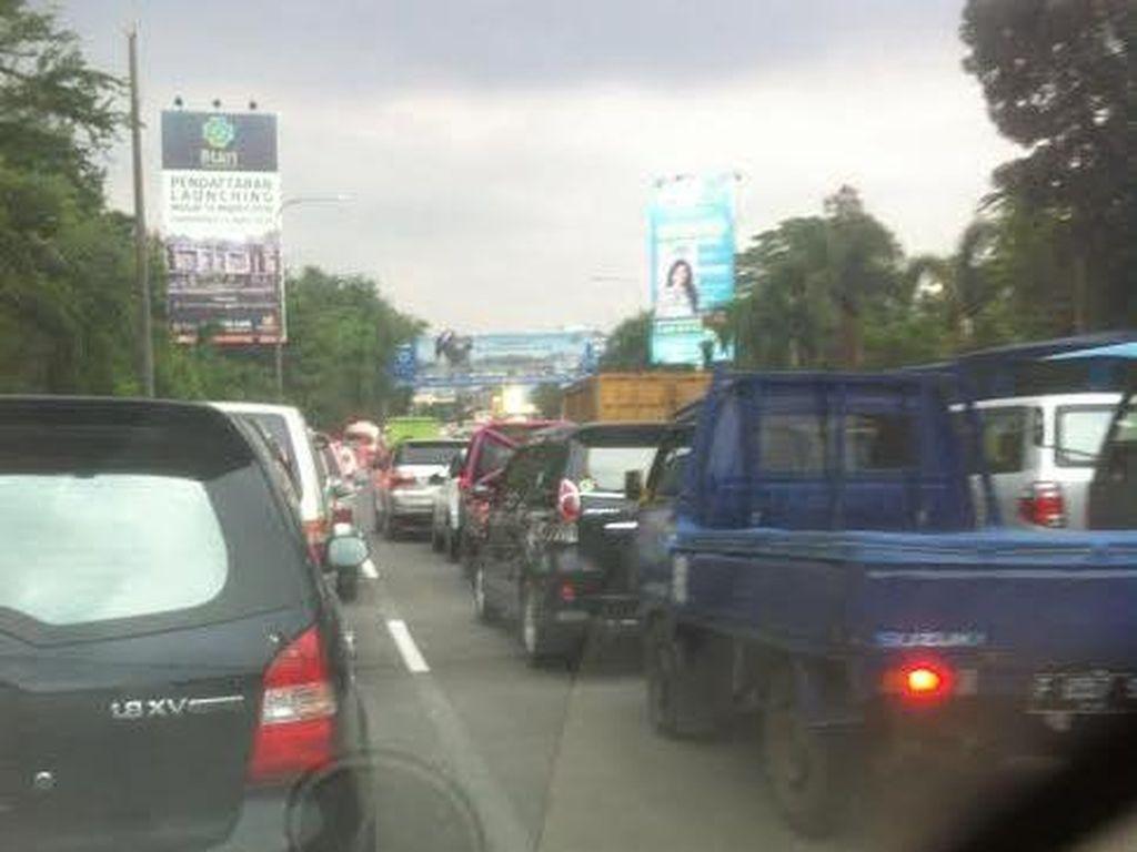 Lebaran, 200 Petugas Dishub Disebar Atasi Kemacetan di Bandung