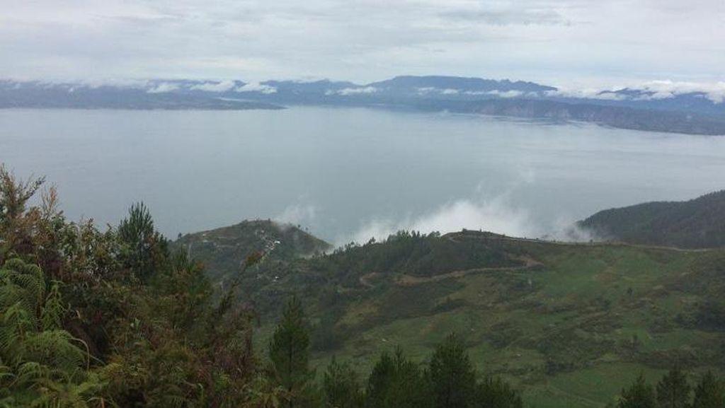 Dari Sini, Danau Toba Dibilang Mirip Swiss