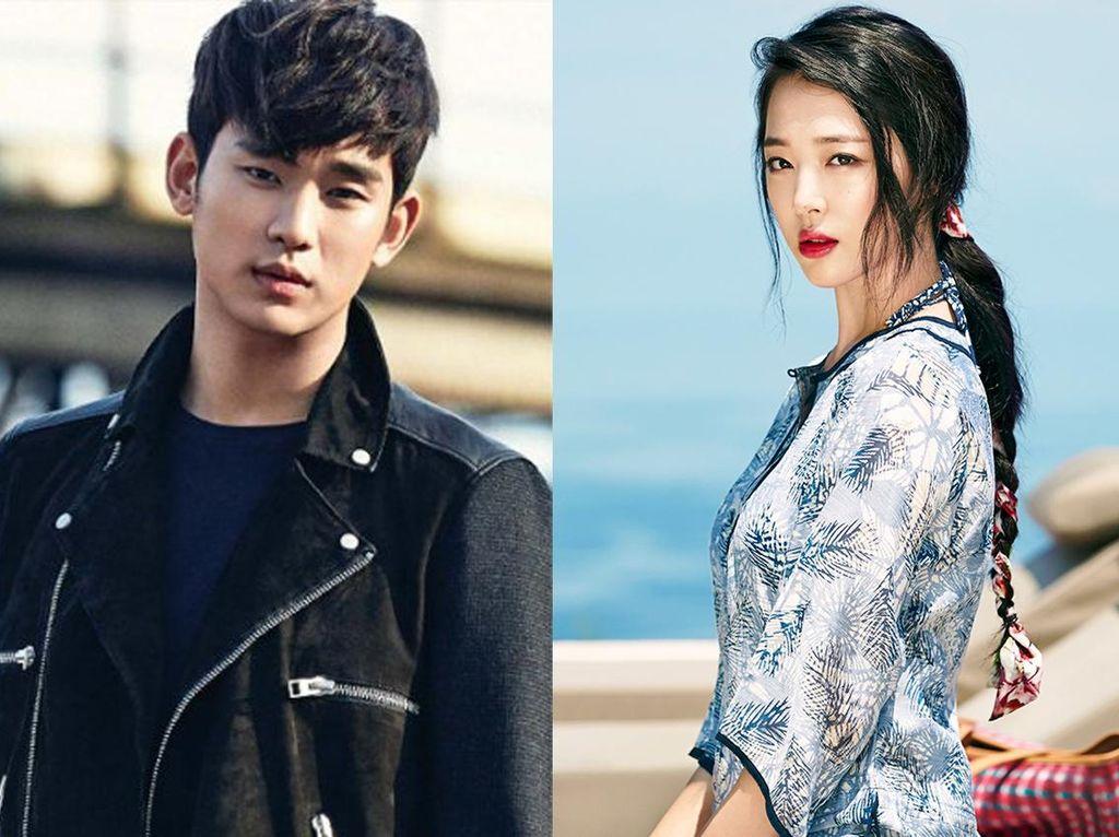 Sulli dan Kim Soo Hyun Beradegan Ranjang di Film Real