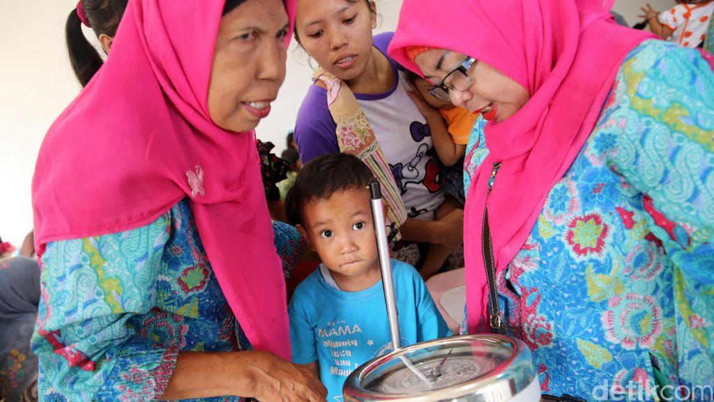 Maret: Riset Tunjukkan Hanya 9 Daerah di Indonesia yang Tak Ada Masalah Gizi