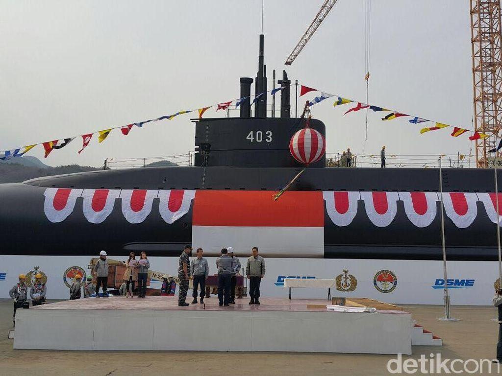 Bos PT PAL: RI Butuh 12 Kapal Selam