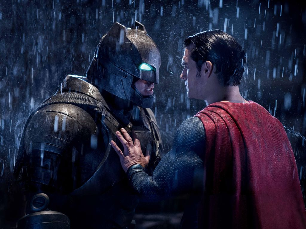 Adegan Martha yang Bikin Batman v Superman Diserang