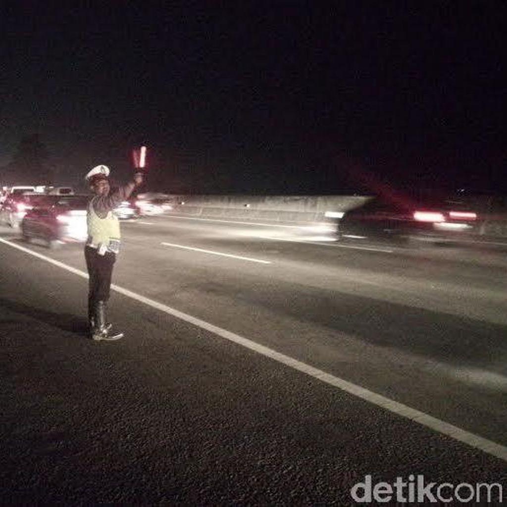 Long Weekend, Tol Jakarta-Cikampek Lancar di Kedua Arah