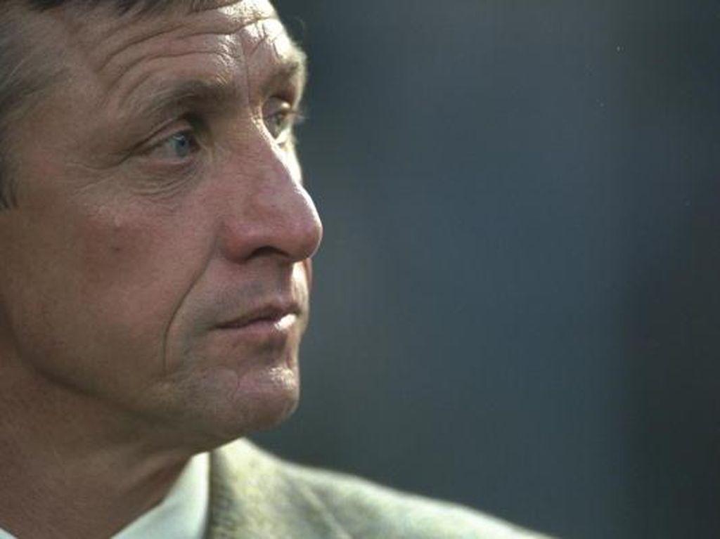 Johan Cruyff Meninggal Dunia