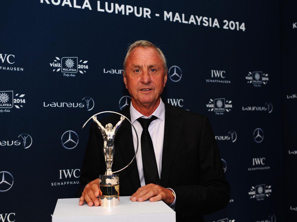 Cruyff Benar-Benar Akan Dirindukan