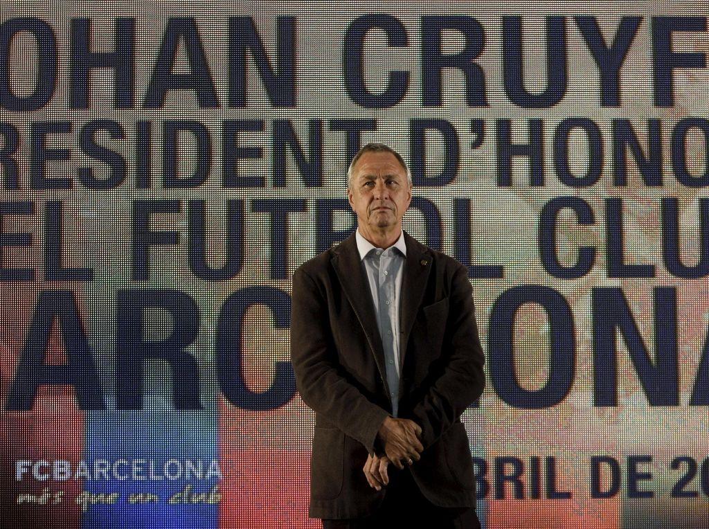 Guardiola: Warisan Cruyff Tidak Bisa Diukur dengan Trofi