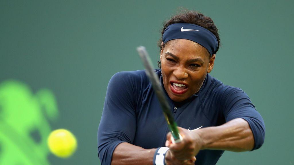 Serena Melenggang ke Babak Ketiga