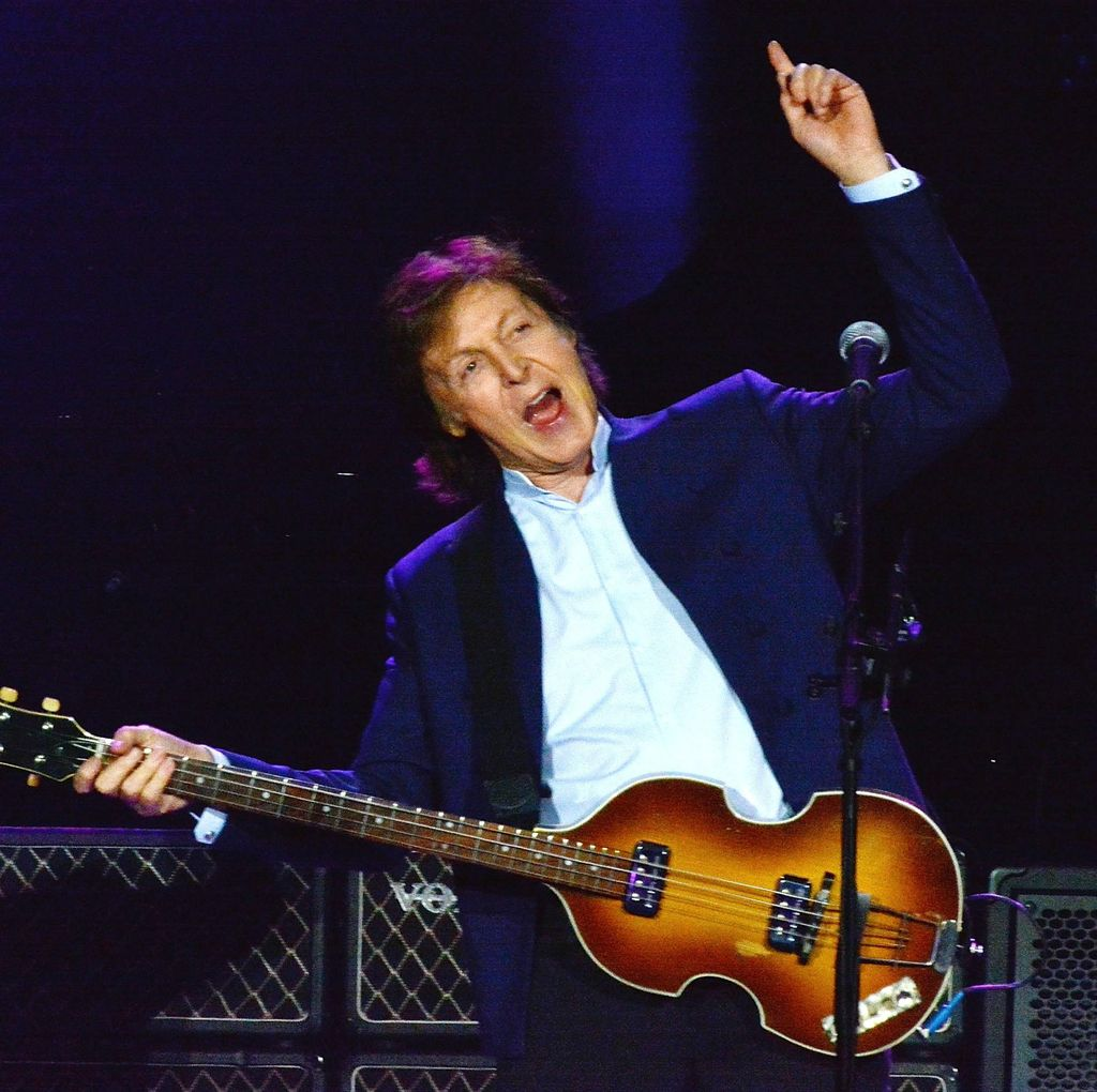 Paul McCartney Gugat Label Atas Lagu The Beatles