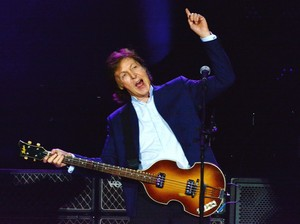 Paul McCartney Bagikan Versi Demo Twenty Fine Fingers