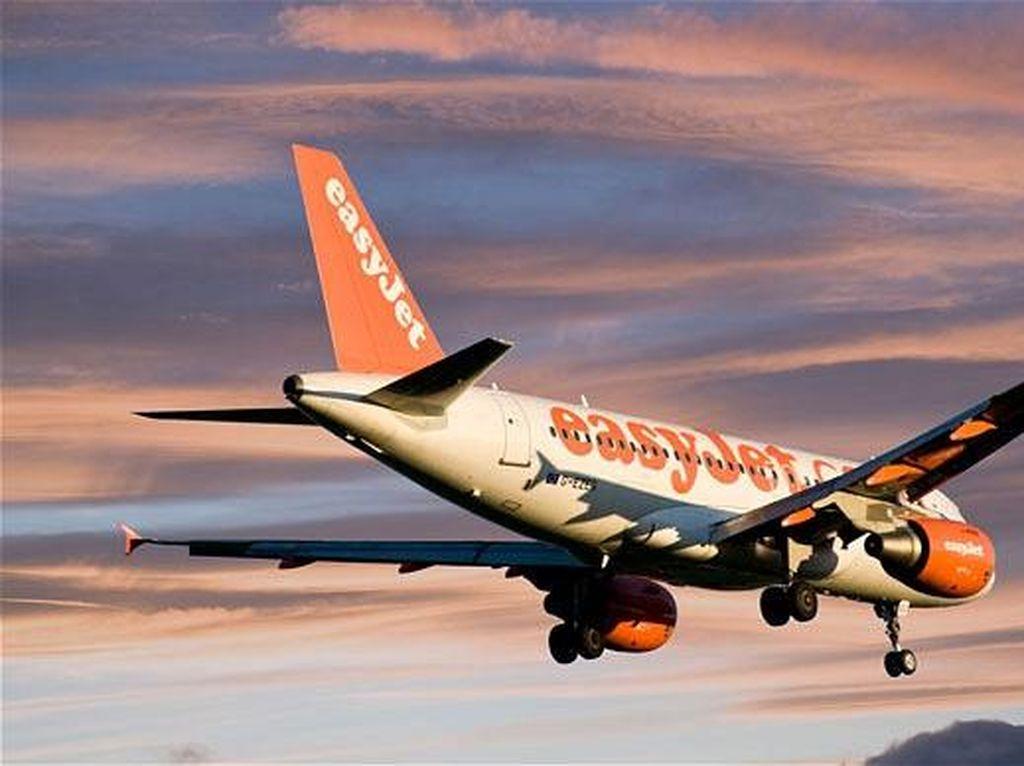 Maskapai Inggris Berhenti Operasi Dihantam Corona