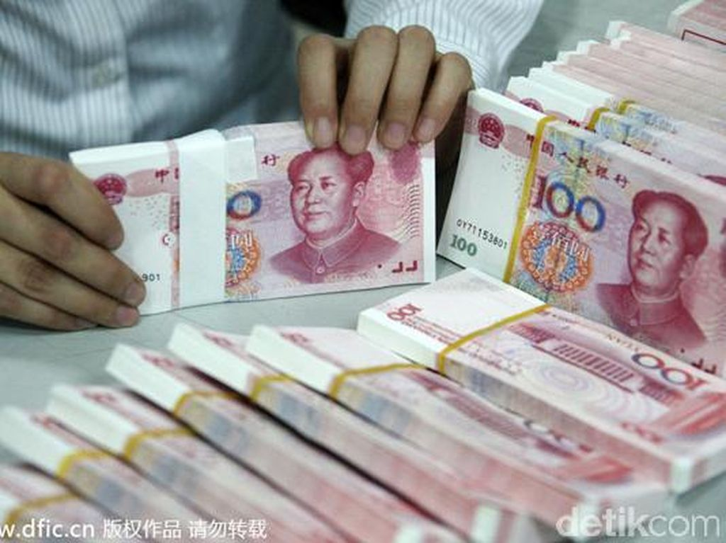 Yuan China Bisa Jadi Cadangan Mata Uang Terbesar Ketiga di Dunia