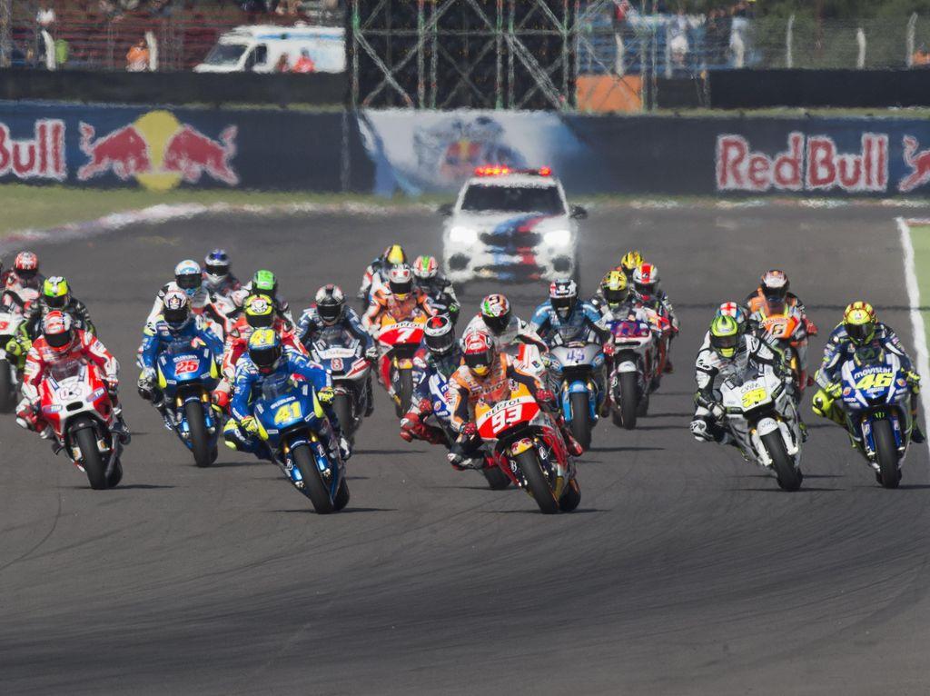 Gara-gara Virus Corona, MotoGP Qatar Dibatalkan!