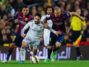 Rumor Barcelona Bikin Isco Kesal
