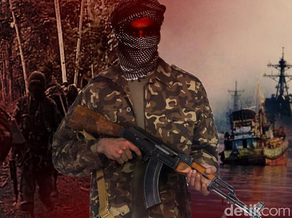 Kemlu: WNI Sandera Abu Sayyaf Terbebaskan Semua, dari 36 Orang 1 Meninggal