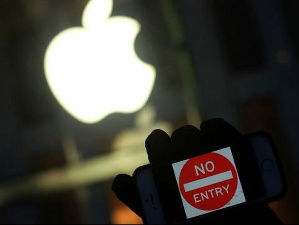 Apple Kembali Berseteru dengan Dephan AS