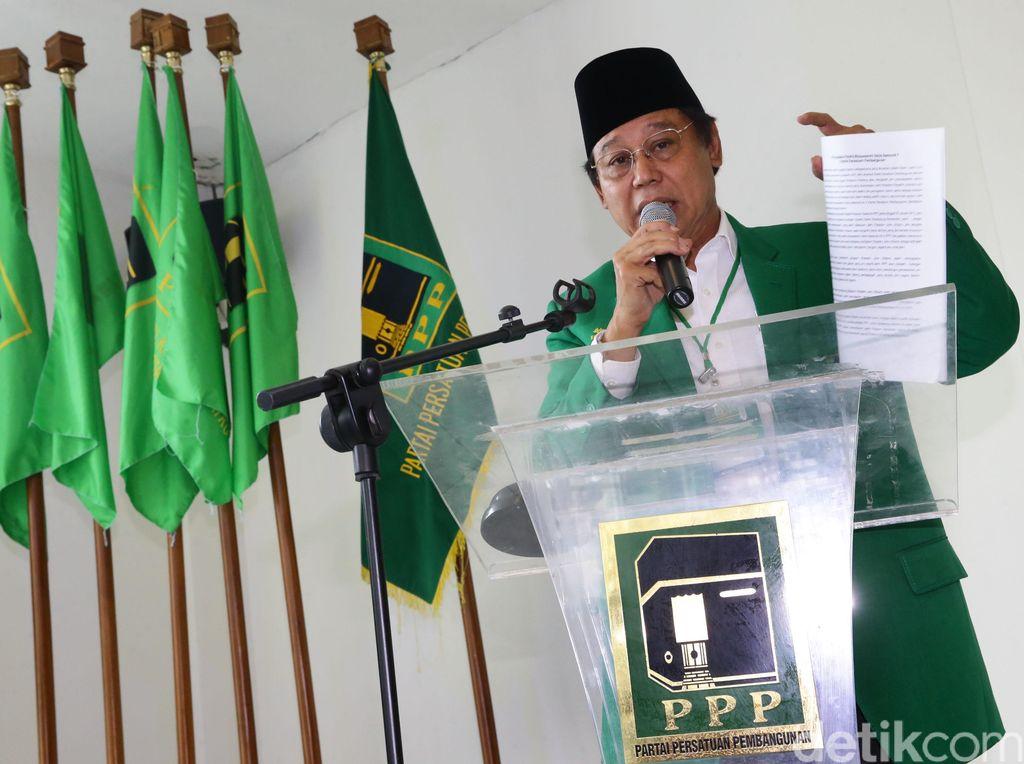 PPP Djan Faridz Dukung Pemerintahan Jokowi