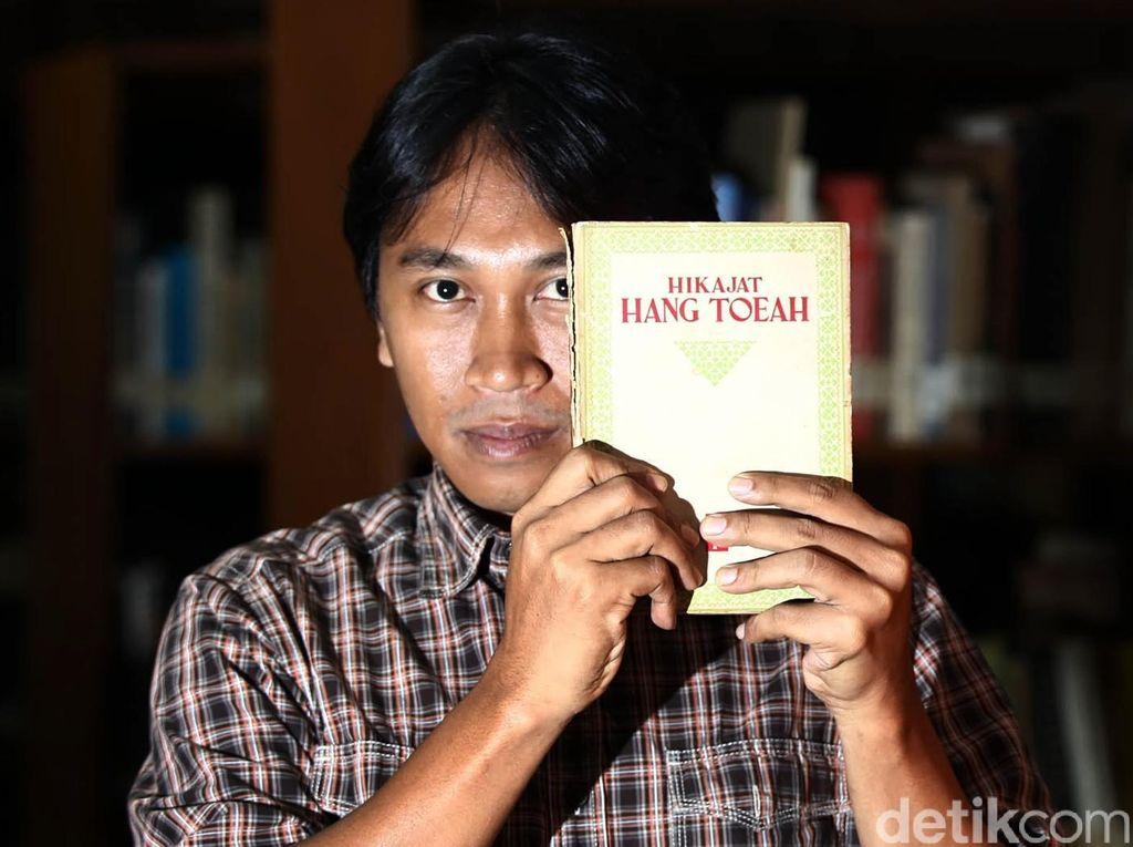 JJ Rizal Bantah Masuk Tim Pertimbangan Monas yang Dibentuk Anies